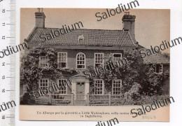 Albergo Little Walsingham Norfolk England - Immagine Ritagliata Da Pubblicazione Originale D´epoca - Immagine Tagliata