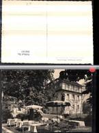 304197,Rheinfelden Hotel Schwanen Gartenterrasse Oldtimer Kt Aargau - AG Aargau