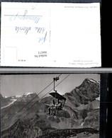 304171,Braunwald Sesselbahn Gumen Bergkulisse Kt Glarus - GL Glarus