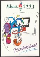 USA Atlanta 1996 / Basketball / Olympic Games Atlanta / Izzy - Summer 1996: Atlanta