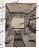 FF. SS Carrozza Treno Train  - Immagine Ritagliata Da Pubblicazione Originale D´epoca - Immagine Tagliata