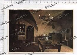 DOZZA Cucina Della Rocca Kitchen  - Immagine Ritagliata Da Pubblicazione Originale D´epoca - Immagine Tagliata