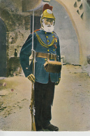 Liechtenstein  -   Der Letzte Soldat Von Liechtenstein Starb 1939 Im Alter Von 95 Jahren      Um 1970 - Liechtenstein