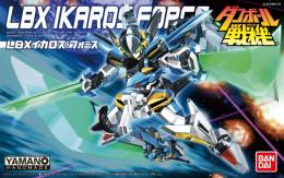 Danboru Senki 030 LBX  Icarus Force ( Bandai ) - SF & Robots