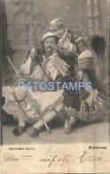 53356 GREECE ATHENES COSTUMES COUPLE POSTAL POSTCARD - Griechenland