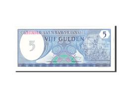 Suriname, 5 Gulden, 1982, 1982-04-01, KM:125, NEUF - Surinam