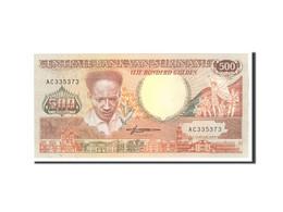 Suriname, 500 Gulden, 1988, 1988-01-09, KM:135b, NEUF - Surinam