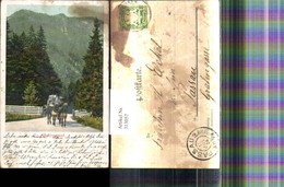 313057,Kutsche Gebirgspost Postwesen Postkutsche - Taxi & Carrozzelle