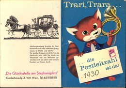 319202,Telefonbuch 1430 NÖ Postwesen Post Trari Trara - Post & Briefboten