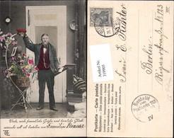319905,Briefträger Hut Postwesen Post - Post & Briefboten