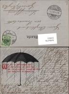 319913,Künstler Ak Ansichtskarten Schirm Regenschirm Postwesen Post - Post & Briefboten