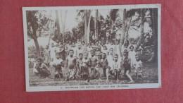 Melanesian Type Natives  East Coast New Caledonia -------ref  2277 - New Caledonia