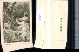 321234,Künstler AK Hans Zatzka Mir Auch Eins Amor Engel Frauen Kleider Pub A. Ackerma - Zatzka