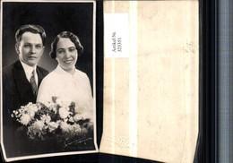 323351,Foto AK Hochzeit Hochzeitsfoto Brautpaar Brautstrauß Pub Radek Praha Prag - Hochzeiten