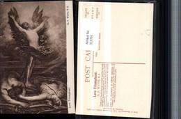 323701,Künstler AK G. F. Watts Love Triumphant Tote Menschen Engel - Engel