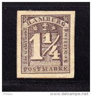 HAMBURG MI 8 (*). (4S22) - Hambourg