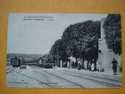 54 - CEINTREY - VOINEMONT - La Gare - Francia