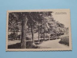 Promenade De Nérette ( L . Peret ) Anno 19?? ( Zie Foto Voor Details ) !! - Marche-en-Famenne