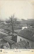 Catastrophe De La Courneuve 15 Mars 1918: Explosion De L'usine De Grenades - Carte E.L.D. Non Circulée - Rampen