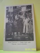 PARIS (3°ARRONDISSEMENT) ECOLE CENTRALE. CHAHUT CUBE 1906. TOUT CA............... C'EST DU DESORDRE. - Paris (03)