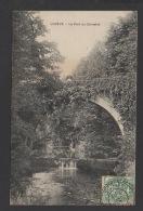 DF / 34  HERAULT / LODÈVE / LE PONT DU CANNELET / CIRCULÉE EN 1907 - Lodeve