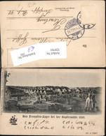 329701,Künstler Ak Das Franzosenlager V. D. Kupfermühle 1808 Frankreich Geschichte Po - Geschichte