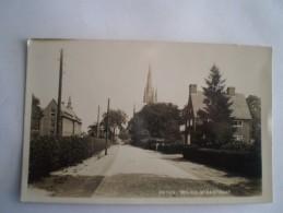 Asten (N-Br.) FOKA Fotokaart // Wilhelminastraat 19?? - Autres