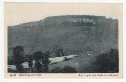 BORT-les-ORGUES - Les Orgues Et La Croix De La Bastide - édit. C.A.P. 13 - Autres Communes