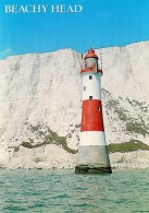 Postcard - Beachy Head Lighthouse, Sussex. 2-63-05-25 - Lighthouses
