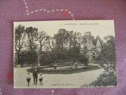 Cherbourg Entree Jardin Public - Cherbourg