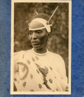 RUANDA - FEMME MUTUTSI - Ruanda-Urundi
