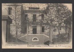 DF / 34  HERAULT / LODÈVE / LA SOUS-PRÉFECTURE / CIRCULÉE EN 1905 - Lodeve