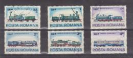 1979 - Expo Int. Des Transports IVA 79 HAMBOURG  Mi No 3674/3679 Et Yv No 3204/3209 - Usado