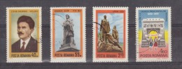 1979 - Anniversaires Michel No 3607/3610 Et Yv No 3181/3184 - 1948-.... Repúblicas