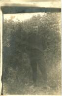 A Identifier. Cpa Photo D´un Soldat En 1915. - A Identifier