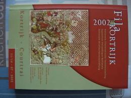 FILA KORTRIJK 2002 - Mostre Filateliche
