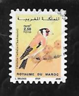 TIMBRE OBLITERE DU MAROC DE 2005 N° MICHEL 1485 - Marruecos (1956-...)