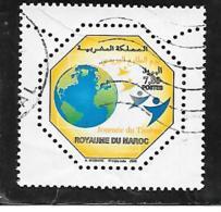 TIMBRE OBLITERE DU MAROC DE 2006 N° MICHEL 1535 - Marokko (1956-...)
