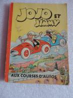 Jojo Et Jimmy Aux Courses D'auto - Jojo