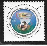 TIMBRE OBLITERE DU MAROC DE 2007 N° MICHEL 1563 - Marokko (1956-...)