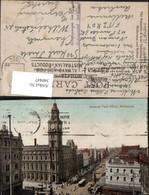 340447,Melbourne General Post Office Postgebäude - Ansichtskarten