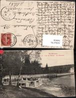 340938,Burgund Nievre En Morvan Lac Des Settons Les Deversoirs Talsperre - Sin Clasificación