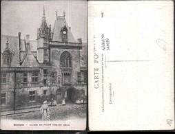341039,Centre Cher Bourges Entree Du Palais Jacques Coeur - Francia