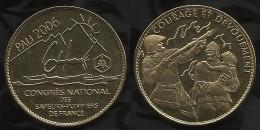 ARTHUS BERTRAND . COURAGE ET DEVOUEMENT . PAU 2006 . - Arthus Bertrand