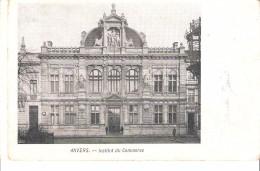 Antwerpen-Anvers-+/-1900-Institut Supérieur Du Commerce De L´Etat- Précurseur-exp. Vers Seveneeken (Seveneken) - Antwerpen