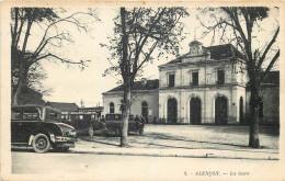 61 - ORNE - Alencon - Gare - Chemin De Fer - Automobile - Alencon