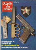 Gazette Des Armes N°145. - Français