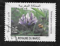 TIMBRE OBLITERE DU MAROC DE 2010 N° MICHEL 1681 - Marokko (1956-...)