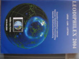 LEODIPHILEX 2004 (SLECHTS 4000 EXPL) - Briefmarkenaustellung