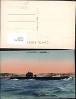 337677,U-Boot Marine Sous-Marin Amphitrite - Unterseeboote
